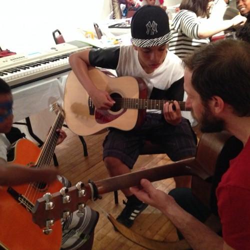 Art for Progress Music Programs
