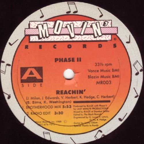 Phase-II-Reachin